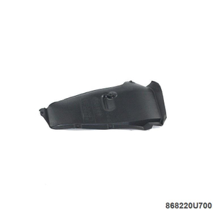 868220U000 Inner fender for Hyundai VERNA 10 Rear Right