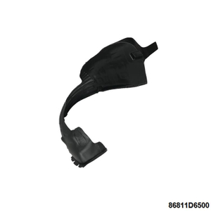 86811D6500 Inner fender for Kia K5 19 Front Left